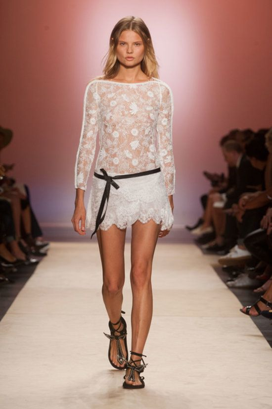 Paris Learnings and Leanings: Get Ahead of Spring '14 Trends Now!