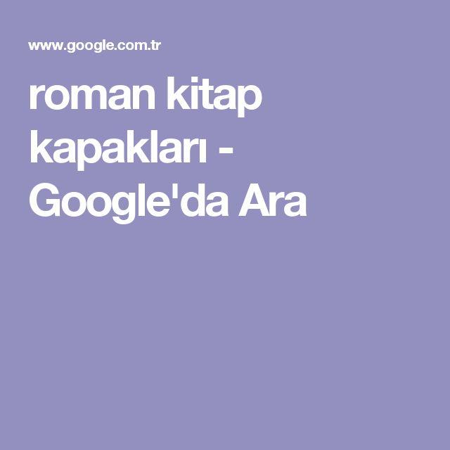 roman kitap kapakları - Google'da Ara