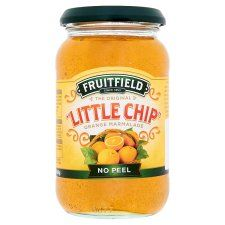 Little Chip No Peel Marmalade 454G - Groceries - Tesco Groceries €2.79 Fruitfield's finest fruit experts work with an enduring passion for preparing Ireland's favourite marmalades*, since as far back as 1853. The secret for success is the commitment, dedication and passion for making breakfast time the sweetest time of the day.