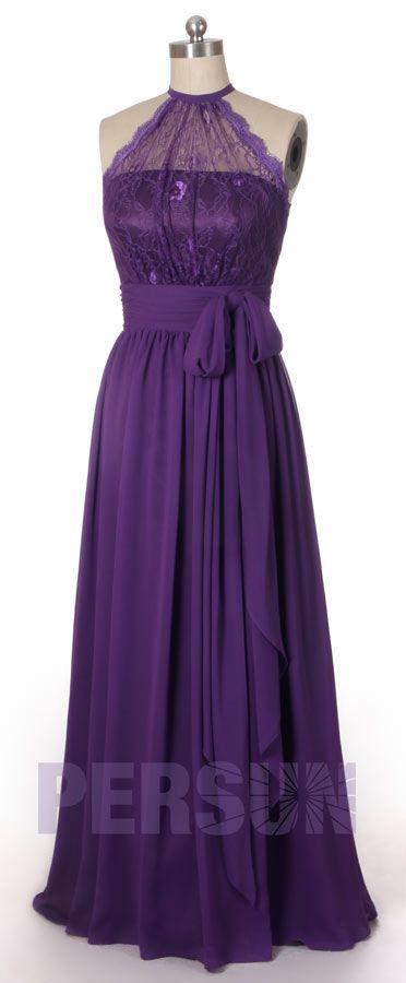 257 best robe cocktail de mariage images on pinterest for Robe violette pour mariage