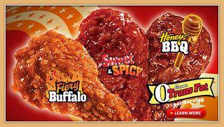 World's Recipe List: KFC Recipes - KFC Honey BBQ Dipping ...