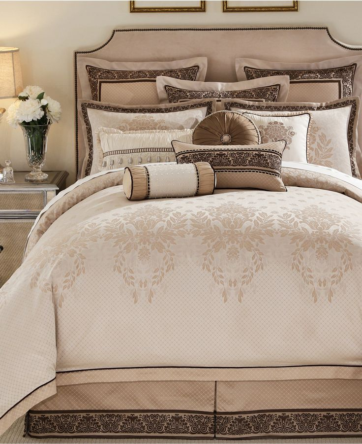 Waterford Aileen Collection Bedding Collections Bed Bath Macy 39 S Bedroom Bathroom