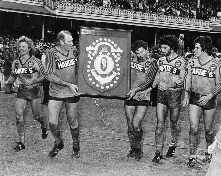 Parramatta Eels - 1981 Premiers