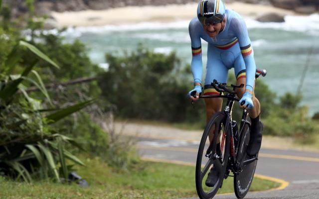 JO 2016: Tim Wellens estime ses Jeux réussis grâce à… l'or de Van Avermaet -                   Tim Wellens espérait atteindre le top 8 du contre-la-montre olympique. Le Limbourgeois a finalement terminé 20e, à 4: 34 du vainqueur, le Suisse Fabian Cancellara. Le Belge ne s'est cependant pas montré déçu. http://si.rosselcdn.net/sites/default/files/imagecache/flowpublish_preset/2016/08/10/1999808166_B979413831Z.1_20160810190