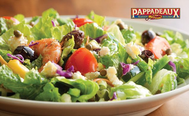 Pappadeaux Seafood Kitchen - Pappas Greek Salad