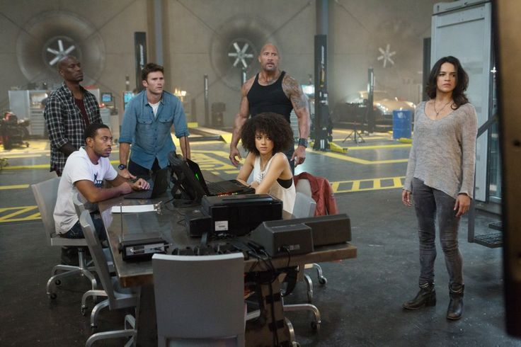 (2017, Gary Gray) The Fate of the Furious