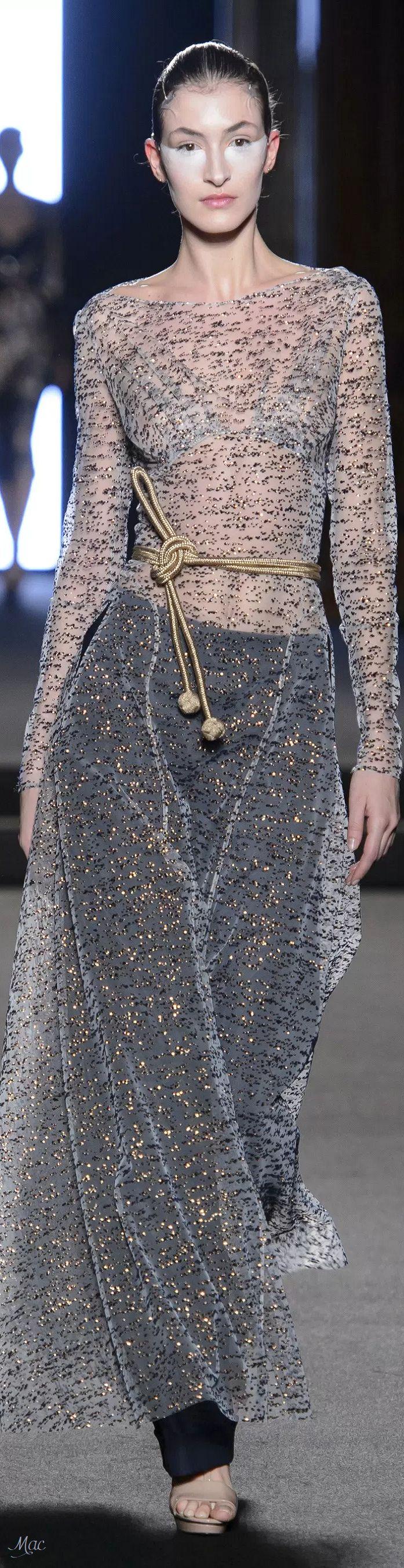 Spring 2018 Haute Couture Julien Fournie