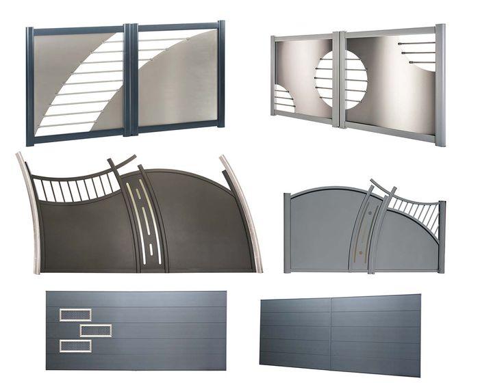 1000 id es sur le th me portail coulissant sur pinterest. Black Bedroom Furniture Sets. Home Design Ideas