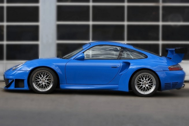 Edo Competition Porsche 966 GT2 R (2005)