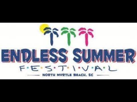 North Myrtle Beach's Endless Summer Fest 10/28/17