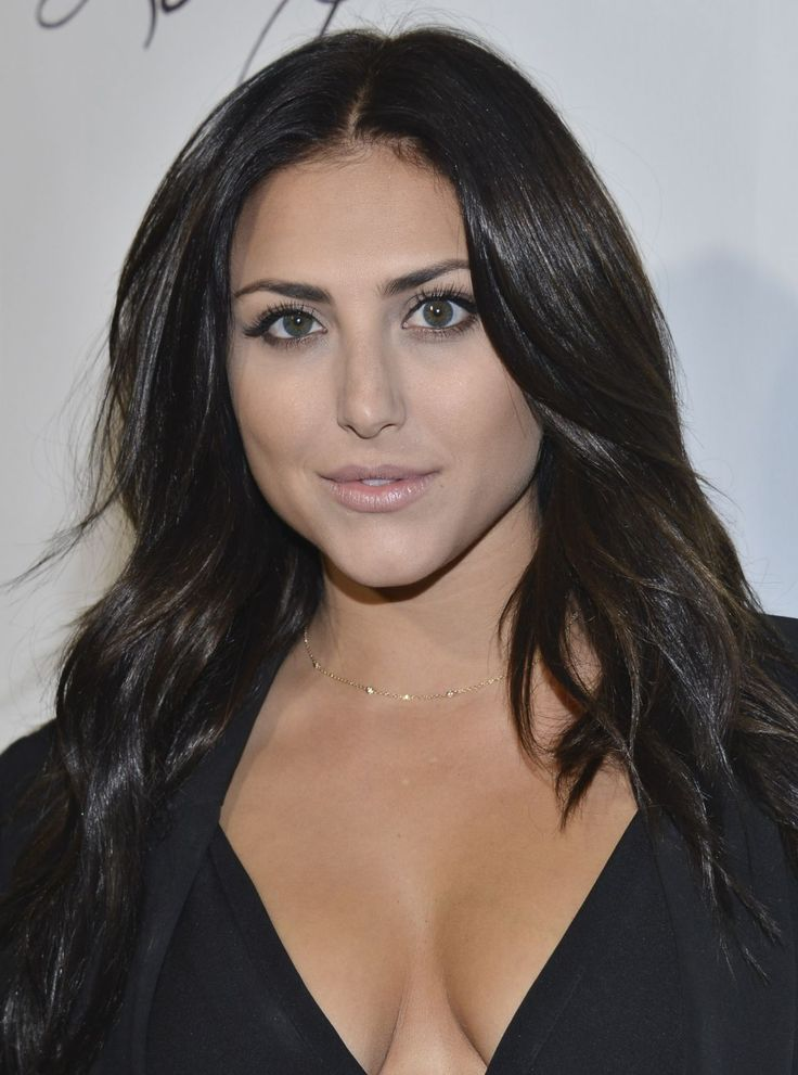 Cassie Scerbo attends the Grand Opening Of Le Jardin