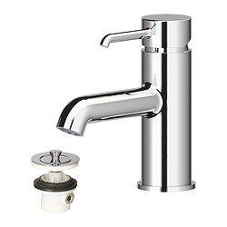 Master Bathroom Faucet-DANNSKÄR Bath faucet with strainer - IKEA