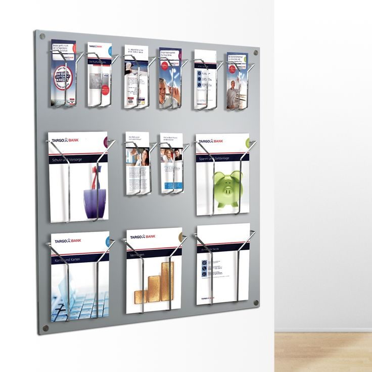 25 Best Ideas About Magazine Rack Wall On Pinterest Brochure Holders Home Command Station