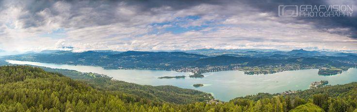 2015. július 12, Irány...Klagenfurt Talán ez az a hely ami a legtávolabb esett a szállodánktól, és igazság szerint nem is városlátogatást...