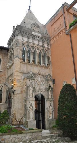 Rimini - Cappella Petrangolini  #TuscanyAgriturismoGiratola