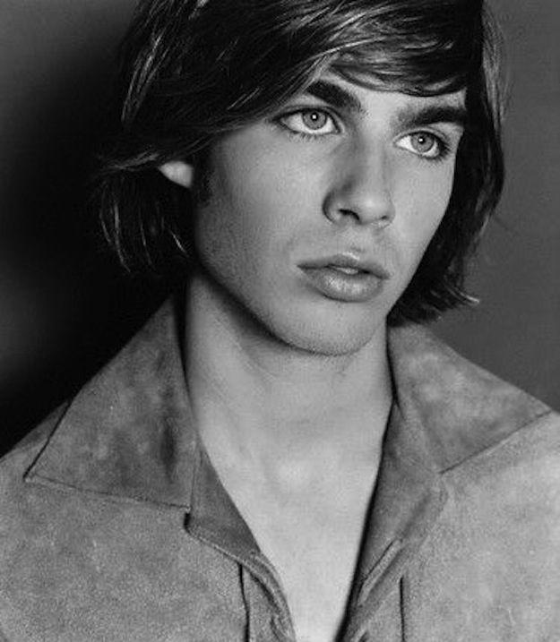 Never Forget About Ian Somerhalder's Teen Modeling Career