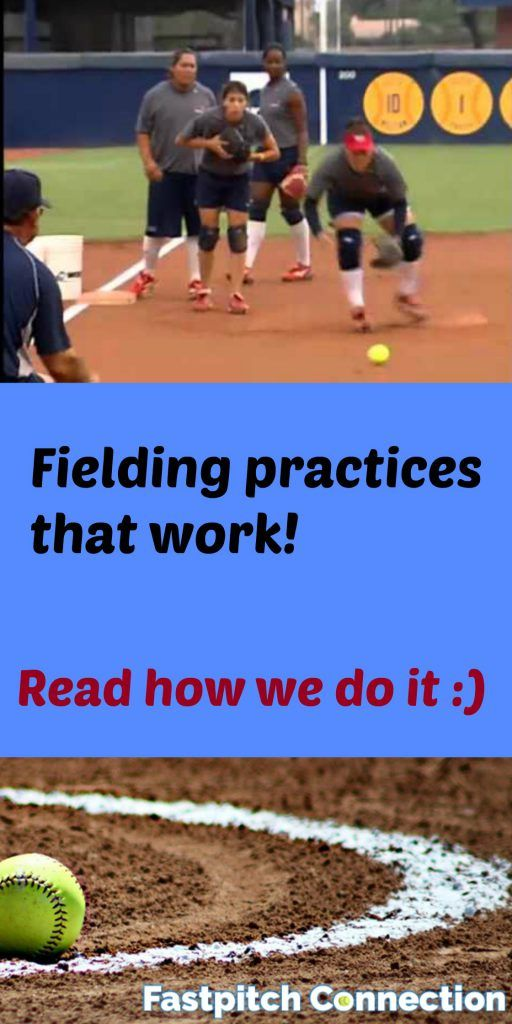 461 best baseballsoftball images on pinterest softball mom when i started coaching fastpitch around 3 years ago one of the things i struggled with was running a fast paced effective fielding practice fandeluxe Gallery