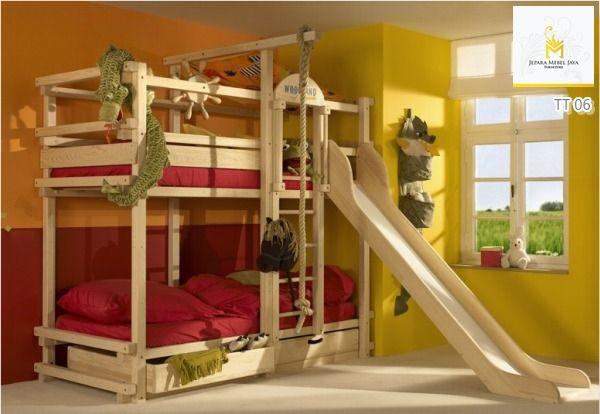 Tempat Tidur Anak Unik Prosotan