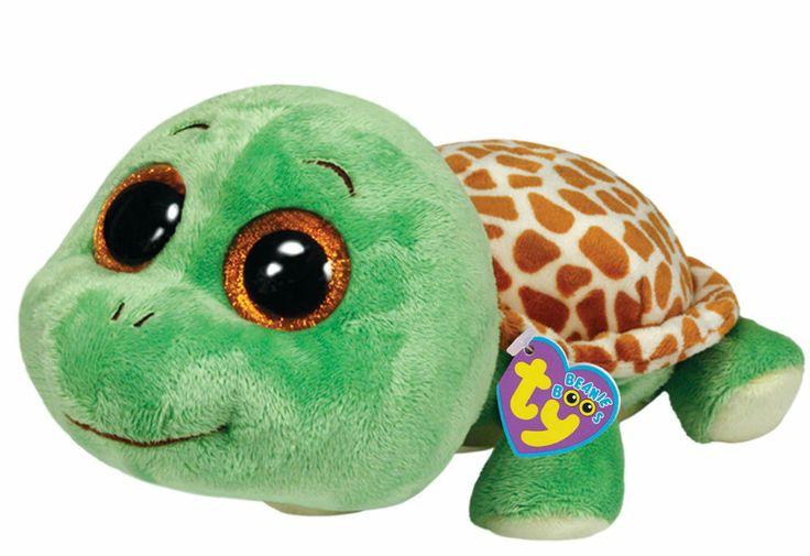 Sandy+the+Green+Turtle+-+TY+Beanie+Boos+-+Boo+Plush+Teddy+-+Soft+Toy