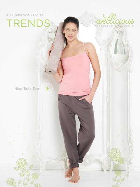 Enjoy the New Season, check out our Weekly Trend!    Nice Tank Top > http://www.wellicious.com/gbren/wellicious-nice-tank-top.html