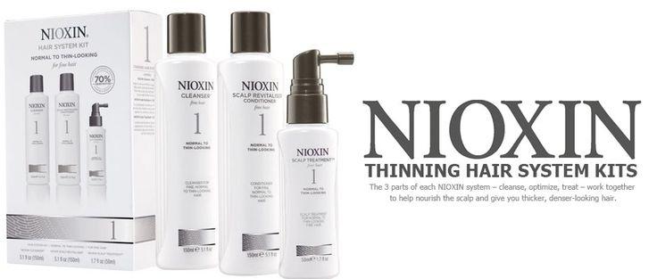 NIOXIN haarproducten
