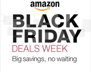 Amazon Black Friday 2013 Deals Revealed