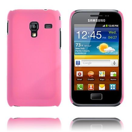 Hard Shell (Lys Pink) Samsung Galaxy Ace Plus Cover