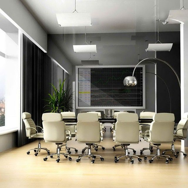 Small Office Interior Design: 17 Best Office Space Color Images On Pinterest