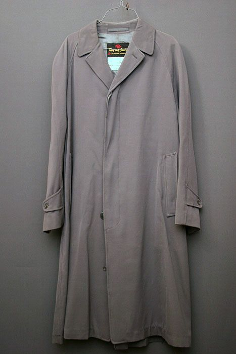 1950's gabardine coat from The Mabs Collection
