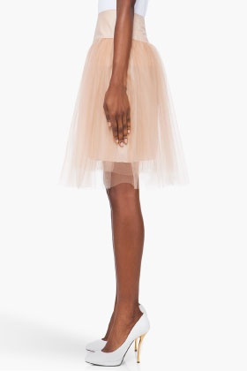 mcq skirt