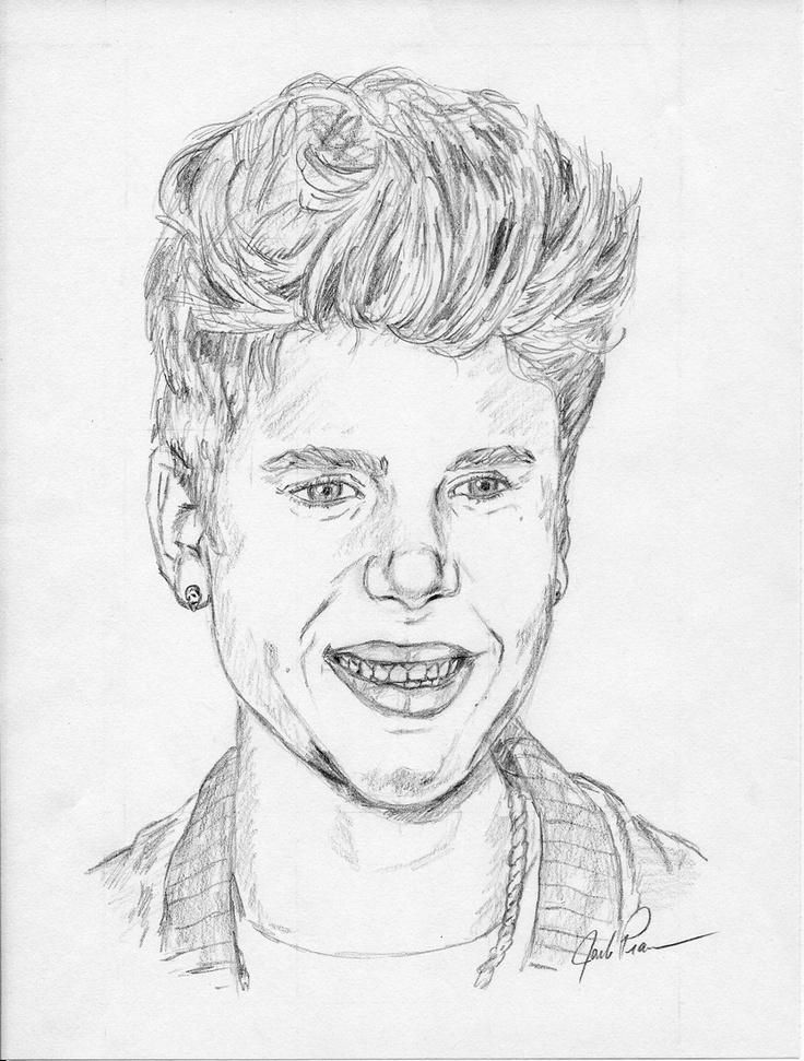 10 best simple people sketches images on pinterest for Easy sketches of people