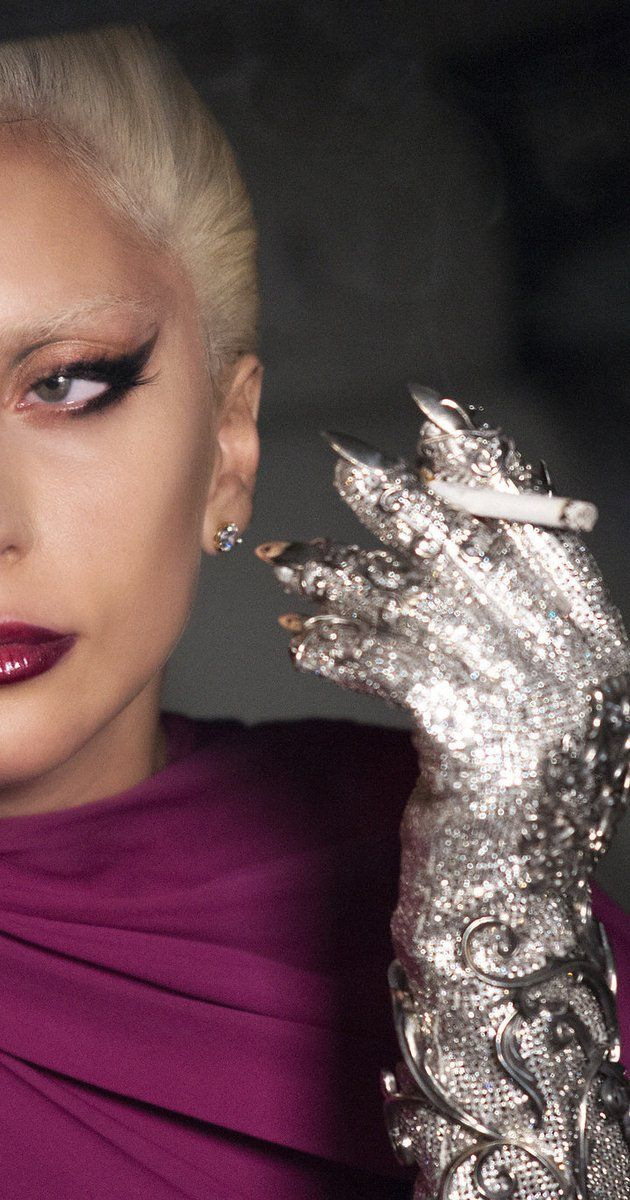 American Horror Story ~ Hotel. Lady Gaga is DEADLY.