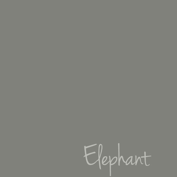 Flamant Wall Paint ''Elephant''