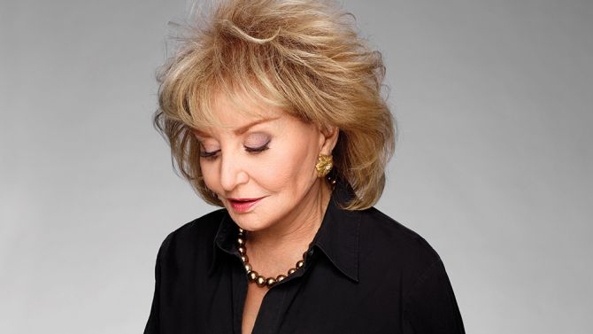 Barbara Walters Leaving Television on her