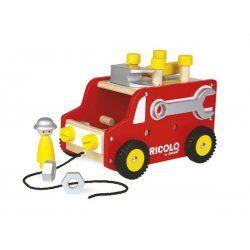 Camion établi bricolo redmaster - Janod