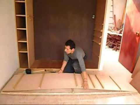 ¿Cómo instalar muebles de cocina y lavaplatos? - YouTube