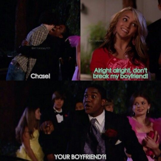 Zoey, Chase, Michael