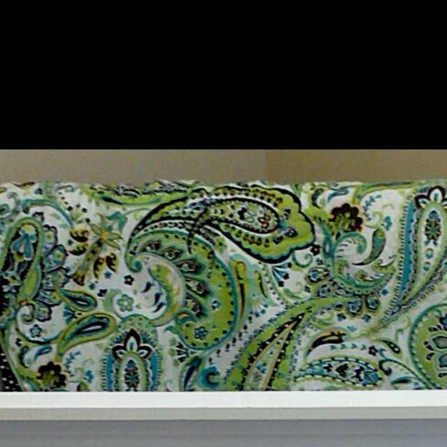Paisley bedding teal background and paisley on pinterest