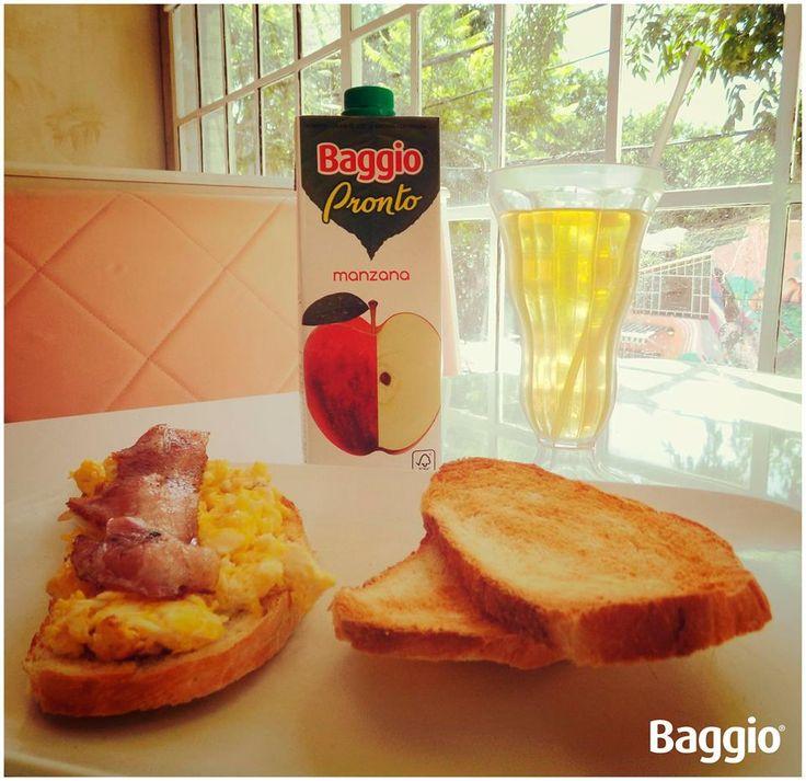 En el desayuno, imperdible!