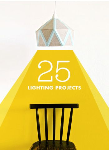 25 Lighting Projects