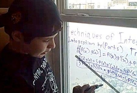 Child Genius Jacob Barnett Has Higher IQ Than Einstein, Working on Time Travel