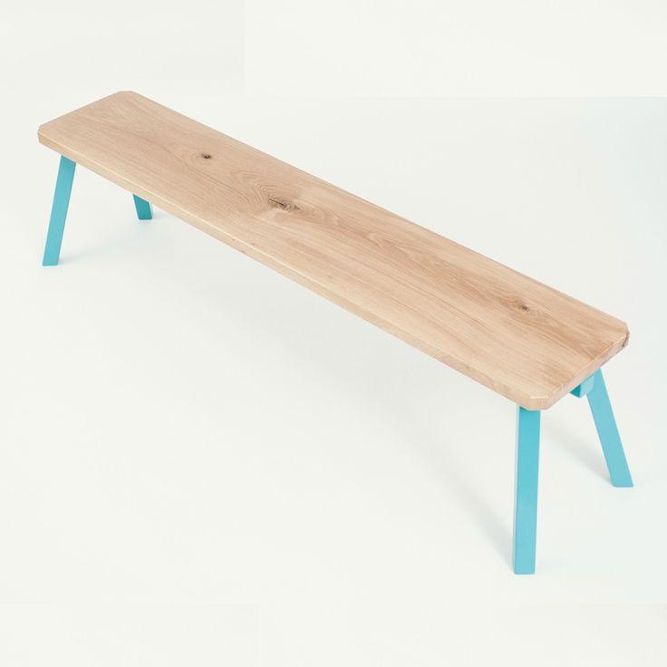 Ubikubi Myway Oak Bench | ubikubi-myway-bench | £520.80