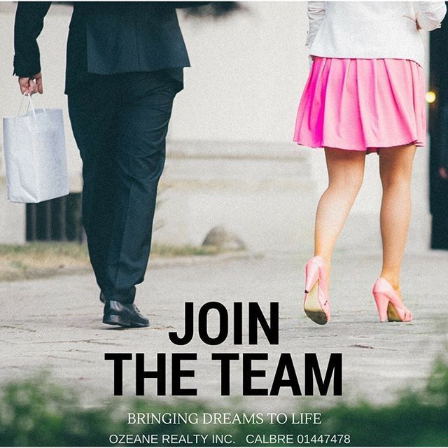 Breaking News, Ozeane Realty is recruiting! If you want a rewarding career in real estate, visit our website to join the VIP! #ozeanerealtyinc #realestate #realestateagent #realty #agents #job #career #hiring