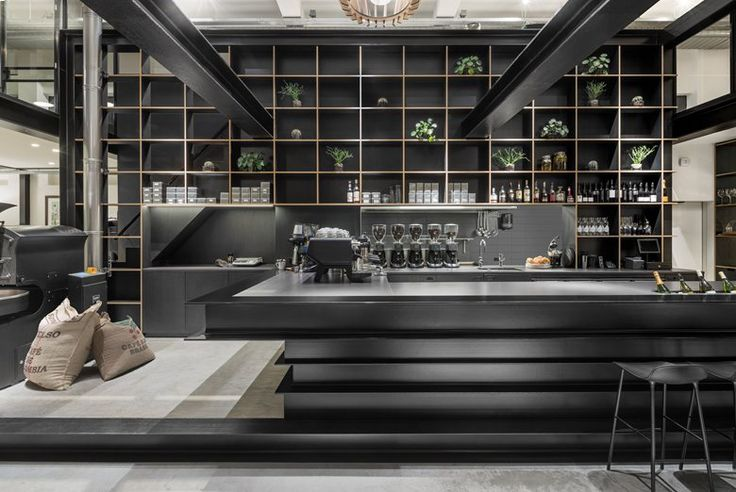 A former paint factory in The Hague has been converted into a coffee bar, restaurant and business centre with a fully steel bar element as an interconnecting eye-catcher. The restaurant and coffee experience named Capriole Café is one of the...