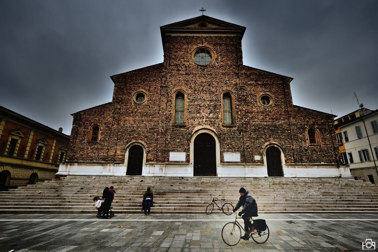 #Faenza Cathedral