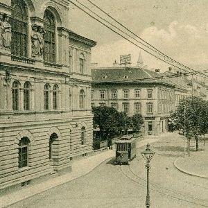 Sopron - Széchenyitér - Széchenyiplatz