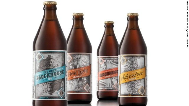 Devil's Peak Brewing Company is just one of Cape Town's microbreweries satisfying a growing demand for craft beers.