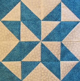 how to make a star quilt block