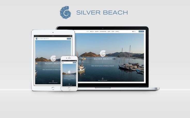 We're excited to announce that our new website is now live. Take a look and tell us what you think! #silverbeach #patmosisland www.silver-beach.gr