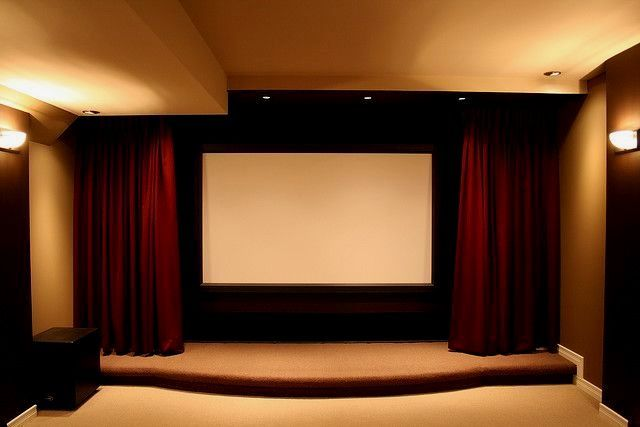 Home Theatre Home Cinema Room Home Theater Curtains At Home Movie Theater
